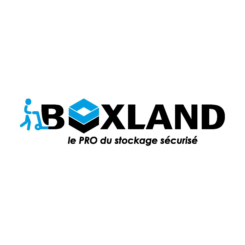 logo BOXLAND location de box sécurisés