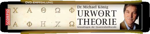 Dr Michael König - Die Urwort-Theorie, DVD
