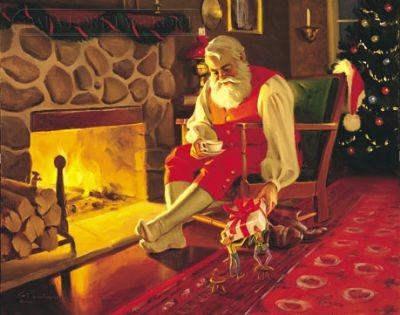 Coca Cola Babbo Natale.Babbo Natale Nella Publicita Della Coca Cola Santonatale Jimdopage