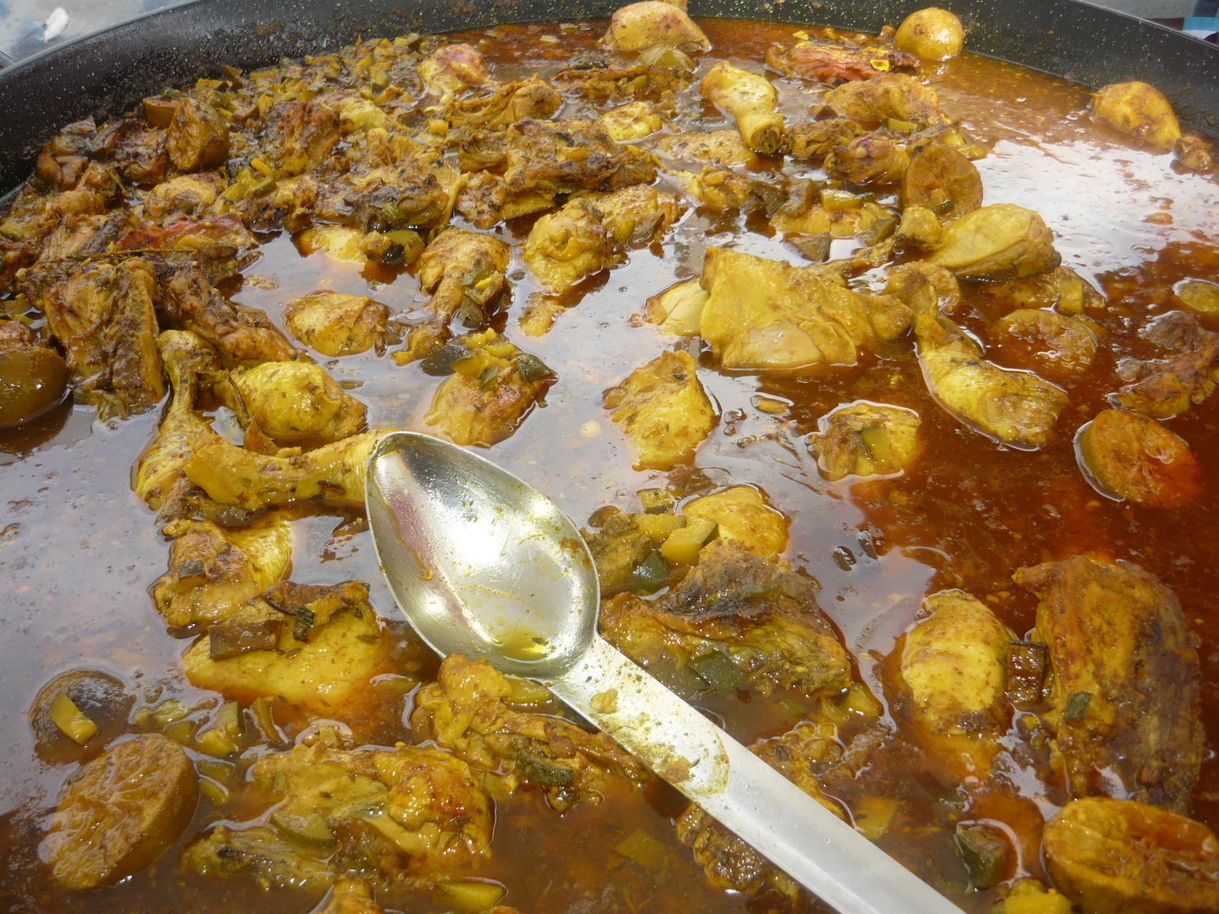 Poulet créole