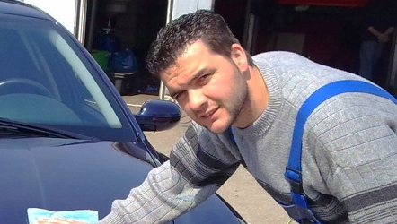 Ledi Autopflege im Einsatz