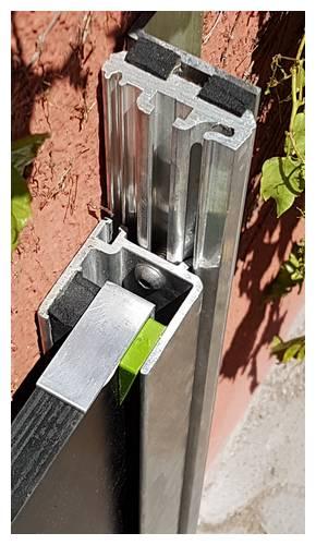 Batardeau-protection-anti inondations-aluminium-Nîmes