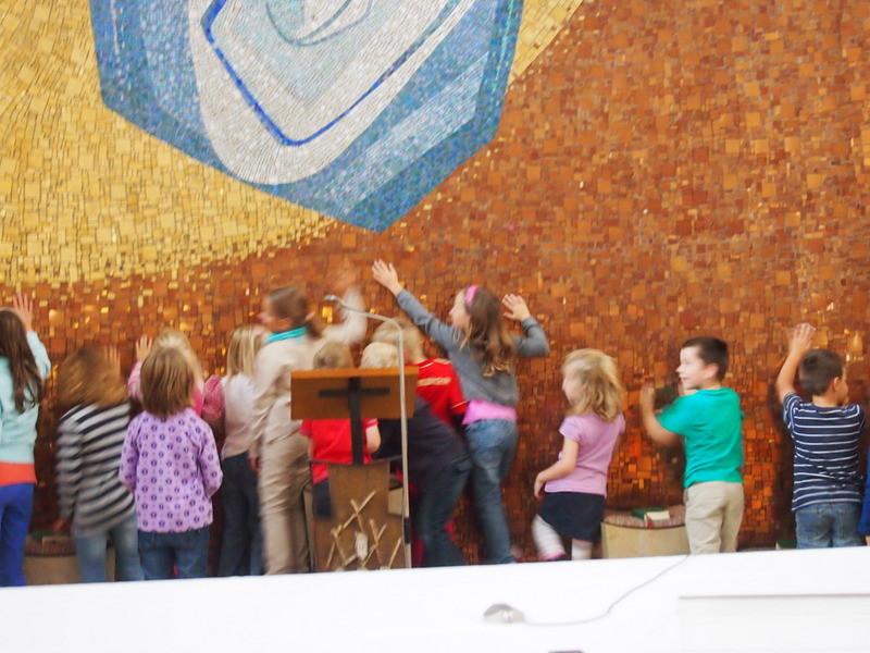 Kirchenführung für Kinder