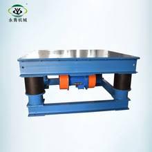 tavolo per vibrazione a tavolo per costipamento calcestruzzo