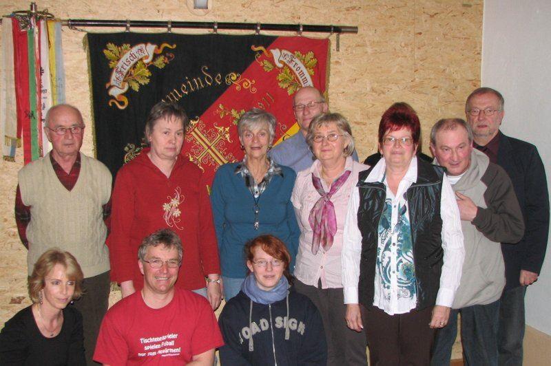 Vorstand und Ausschuss 2011