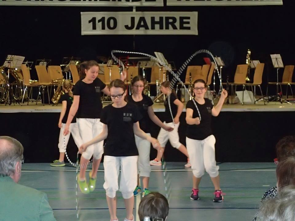 TV Villingen Rope Skipping