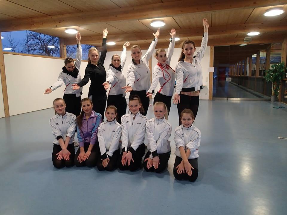 TG Schwenningen Rhythmische Sportgymnastik