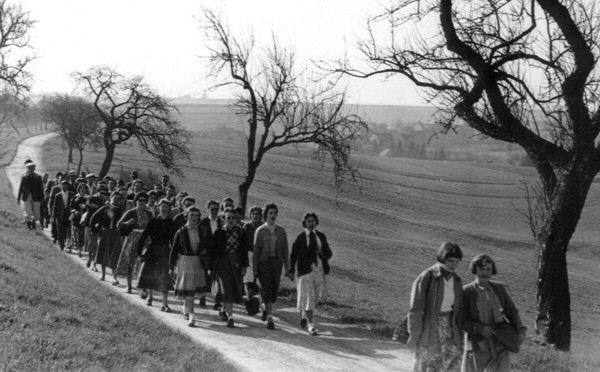 Gauwanderung 1956