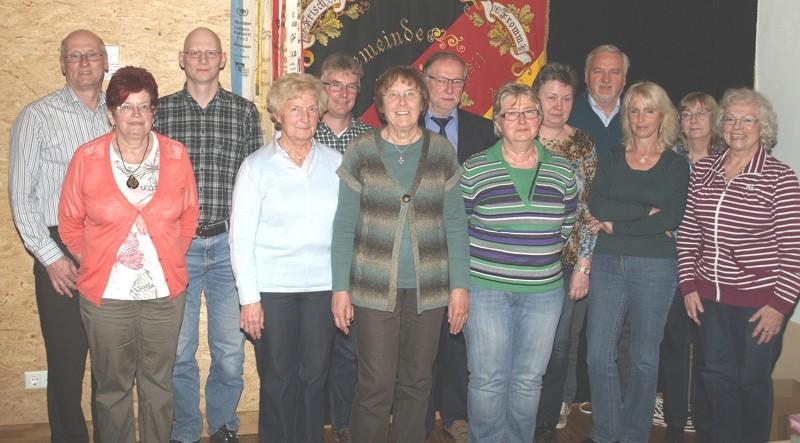 Vorstand und Ausschuss 2014