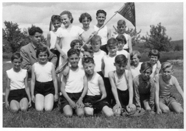 Kindertreffen 1955