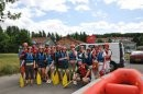 rafting en eau vive picquigny Somme Picardie