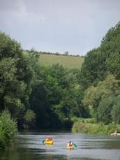 picquigny somme picardie randonnée canoë kayak rafting