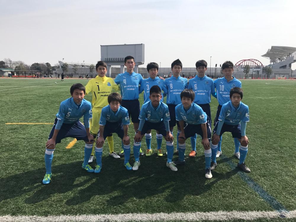 U-15リーグ vs大豆戸FC - fcatsugi dreams Jr.youth