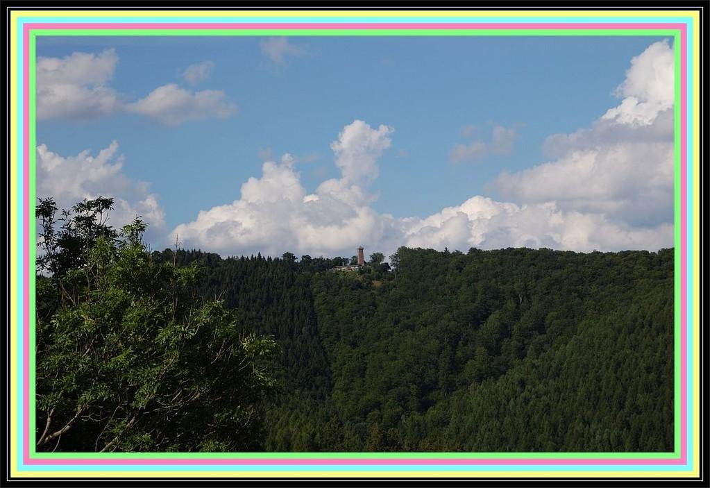 """""""Türme haben wir auch im Harz auf Bergen. Hi hi hi!"""""""