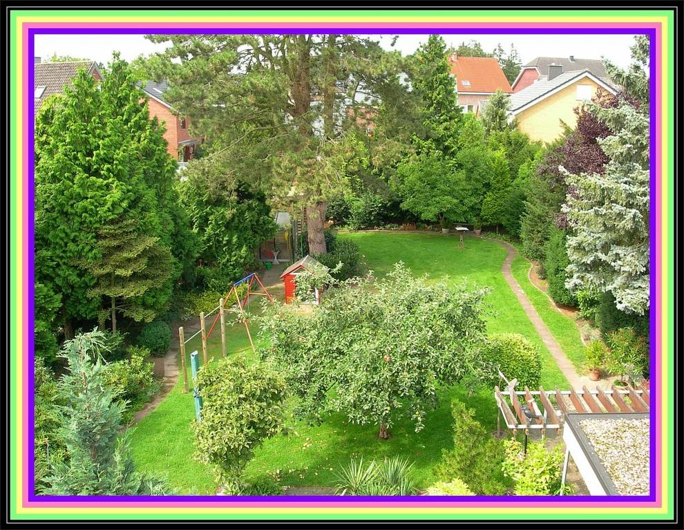 """05. August 2012   """"Endlich, zuhause, mein Garten......................."""""""