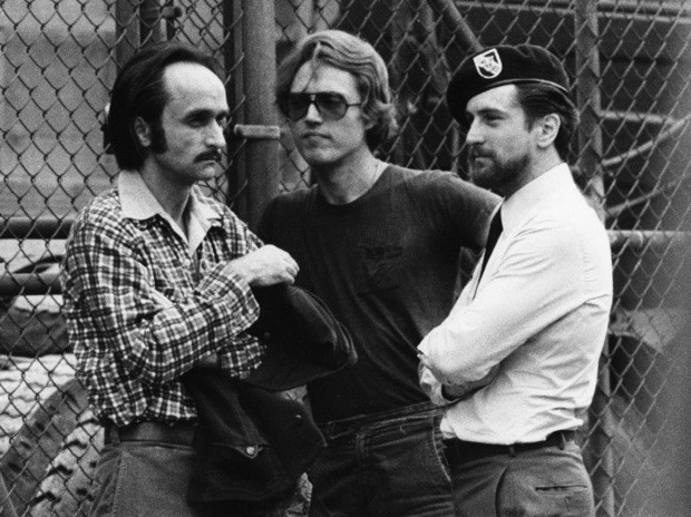 John Cazale, Christopher Walken e Rober De Niro