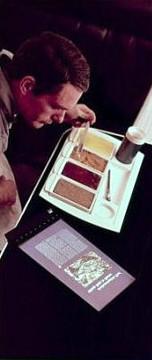 """Il pasto di David Bowman in """"2001 odissea nello spazio"""""""