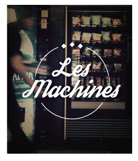 Les machines - station café rennes - distributeurs automatiques