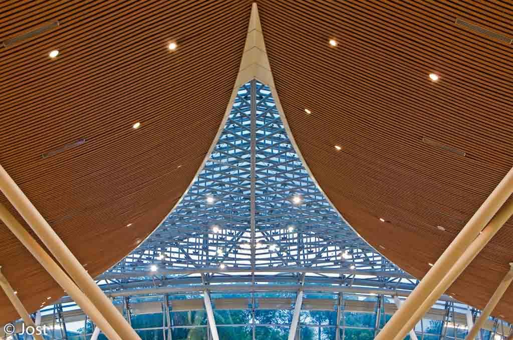Malaysia Kuala Lumpur Flughafen