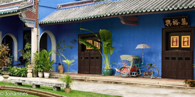 Blue Mansion - Penang George Town