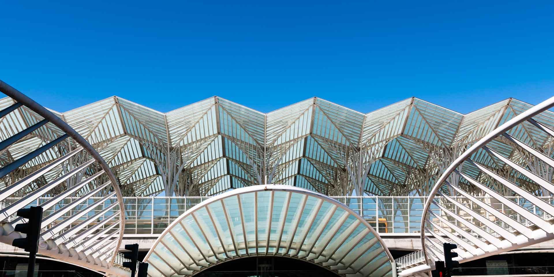 Lissabon Bahnhof
