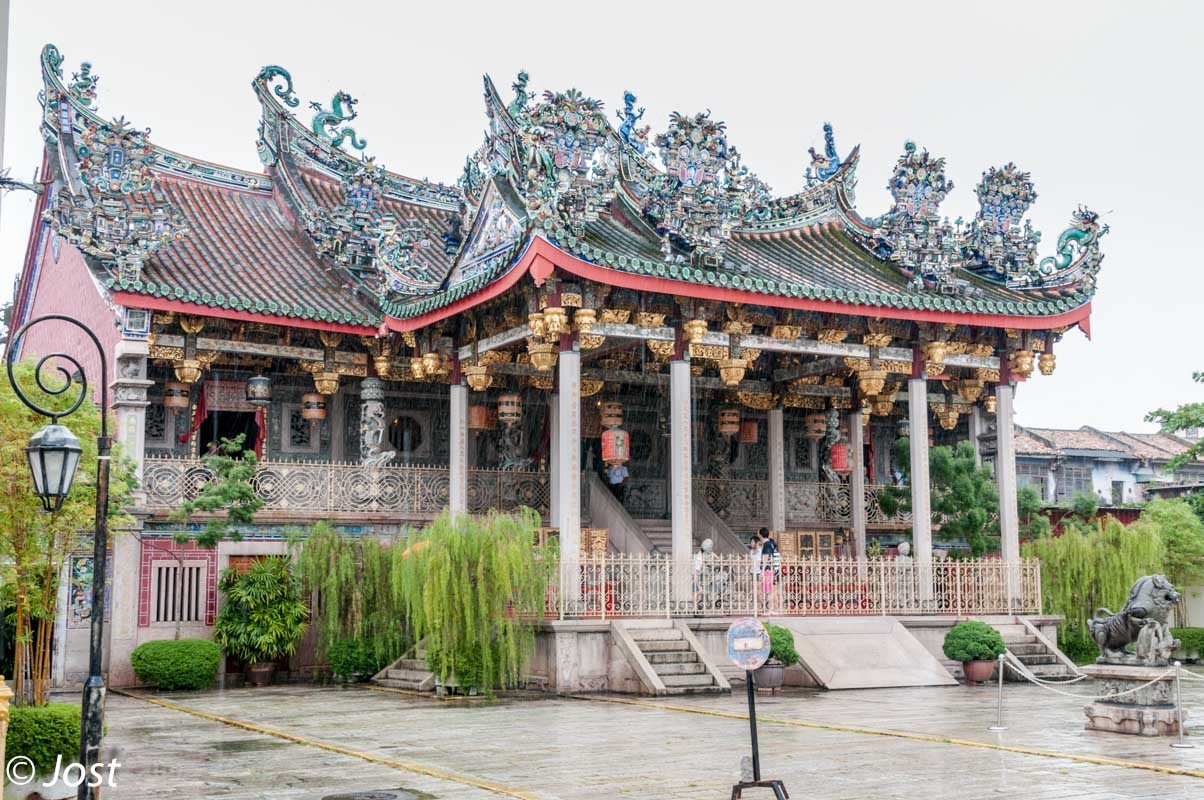 Khoo Kongsi Chinese Temple and Clan House - Penang George Town