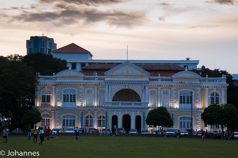 Town Hall - Penang George Town