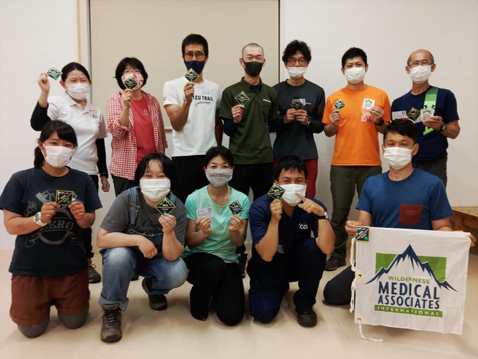 島根県松江・くにびき自然学校でWFAコース