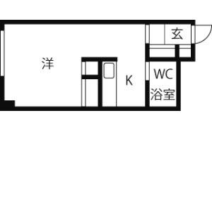 ≫札幌市北区北14条西1-1-15(シティハイムジュネス