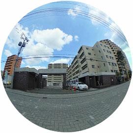 THETA360°GALLERY-↓360°画像によるバーチャル内覧はこちら。↓