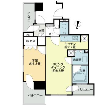 ≫札幌市中央区北5条東2-6(ザ・サッポロレジデンス