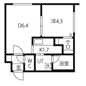 ≫札幌市北区北20条西7-1-18(フレンズN20