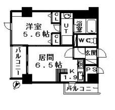 ≫札幌市中央区北3条西14-2-2(ダイアパレス北三条第二