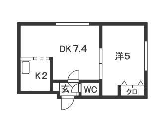≫札幌市北区北27条西2-3-3(グランラヴィーヌN27