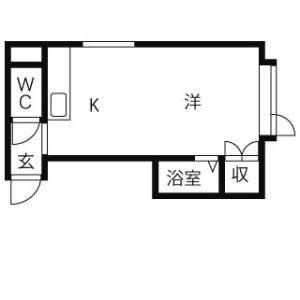 ≫札幌市北区北14条西1-1-11(パルテール