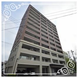 外観↓シティハウス札幌北11条 -CITY HOUSE SAPPORO KITA11JYO