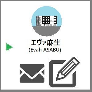 エヴァ麻生  (Evah ASABU)  〒001-0040 北海道札幌市北区北40条西6丁目3-45