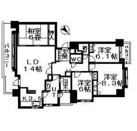 中央区南7条西23-2-30(クレアホームズ南円山サウスイースト・賃貸ギャラリー