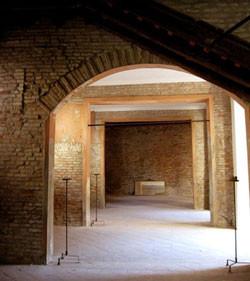Sale Medievali del Palazzo della Racchetta di Ferrara