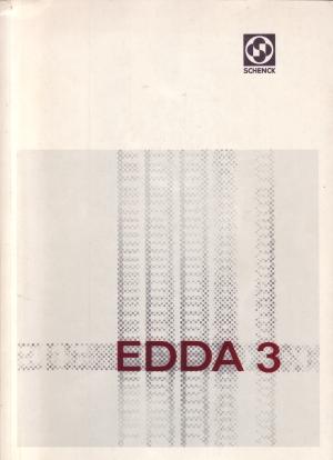 """Alles folgende ist dem 160seitigen """"EDDA 3""""-Anwenderhandbuch entnommen:"""