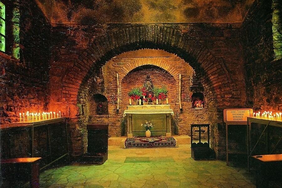 Chapelle Meryem Ana Evi