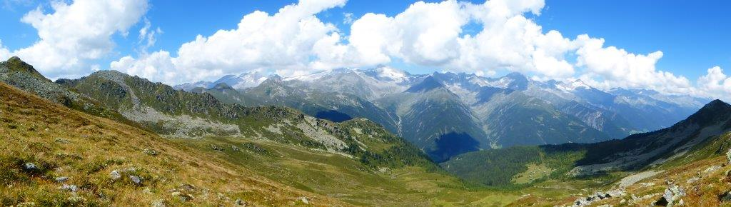 Zillertaler Alpen, Südtirol