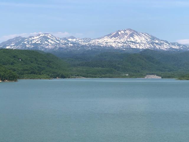 大雪山開山前