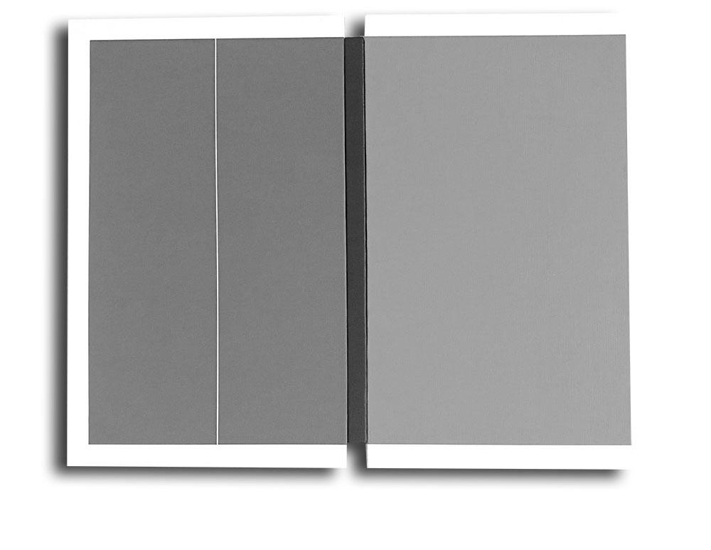 Acrylique sur toile - 40 X 51 X 3 cm - 08/2017
