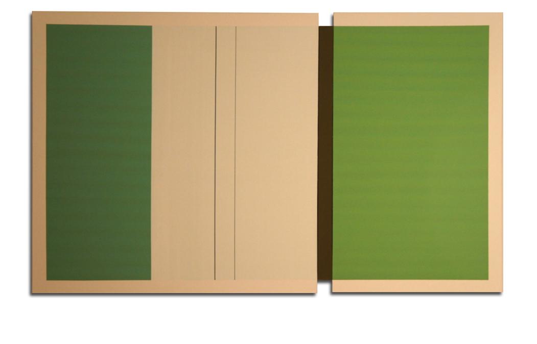 Acrylique sur toile - 130x90x3 cm