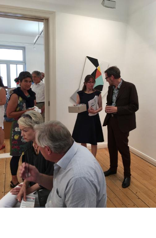 Galerie Corona Unger - Brême - Allemagne- 2018