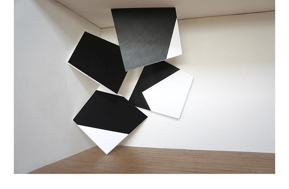 Acrylique sur toile 300x200 cm