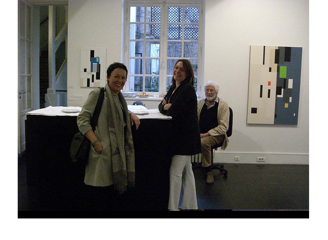 Galerie Anne Lahumière Paris
