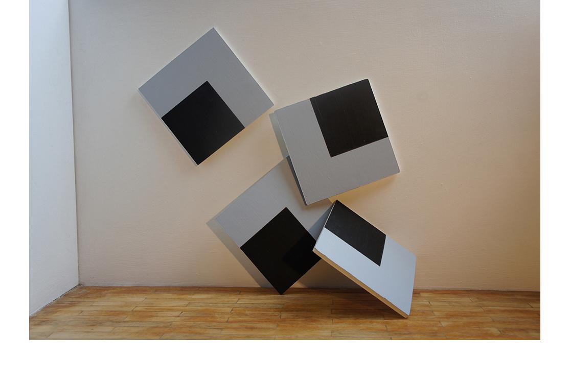 Acrylique sur toile 350x300 cm