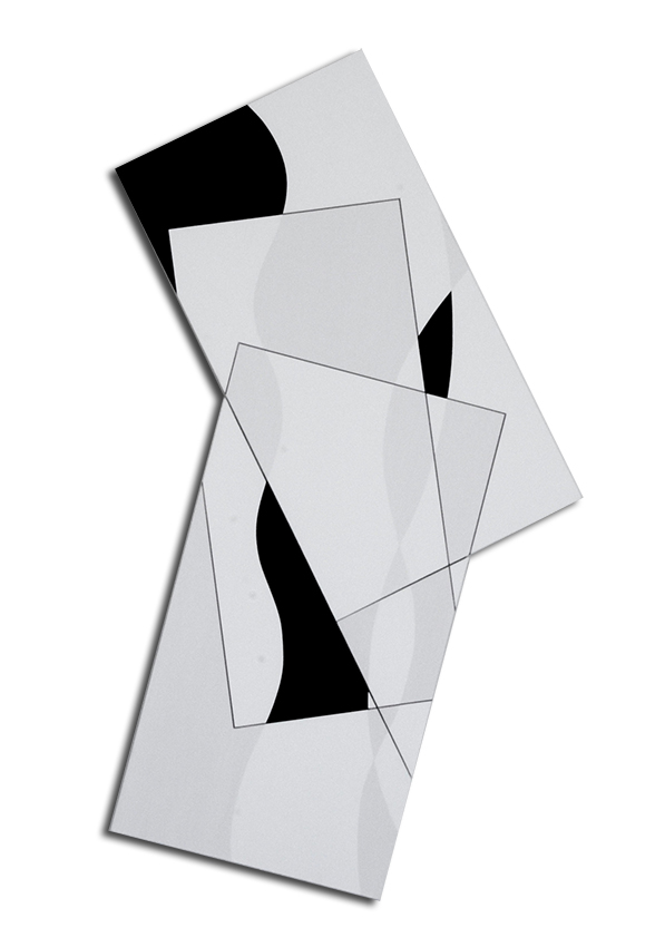 Acrylique sur toile - 110x84x5 cm